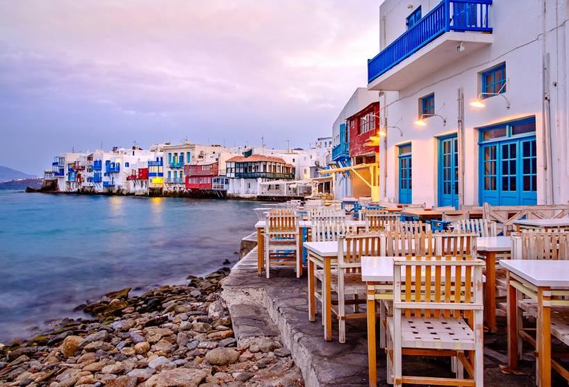Little Venice – Mykonos Town